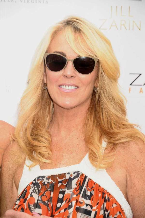 Dina Lohan attends the