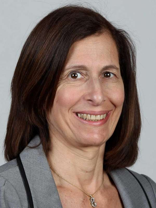 Ellen Birnbaum, candidate for Nassau County legislator, 10th District. (May 28, 2013)