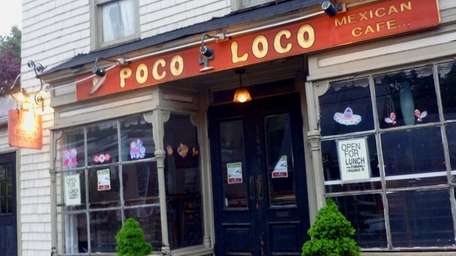 Poco Loco in Roslyn on May 5, 2013.