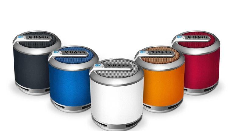 Divoom Bluetune Solo is a portable Bluetooth speaker
