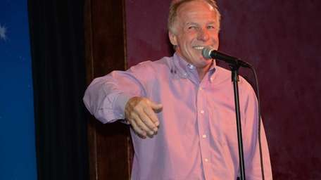 Longtime resident, comedian and radio personality Jackie