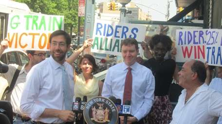 Squadron (L), Dilan (R) join Riders Alliance executive