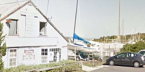 Exterior image showing the Three Mile Harbor Boat