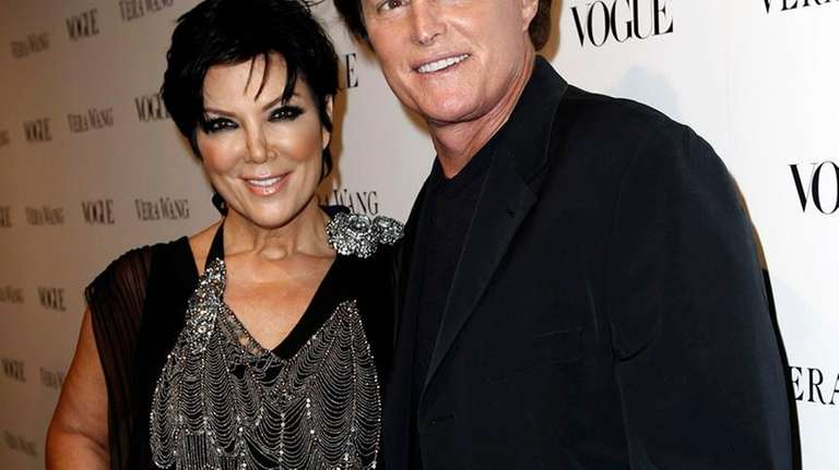 Kris and Bruce Jenner: The parents at the