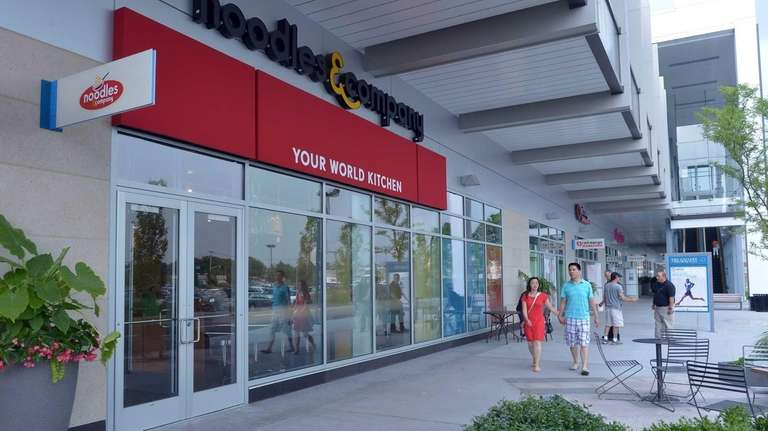 Noodles & Co. a fast-casual restaurant chain serving