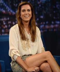 Actress Kristen Wiig. (July 15, 2013)