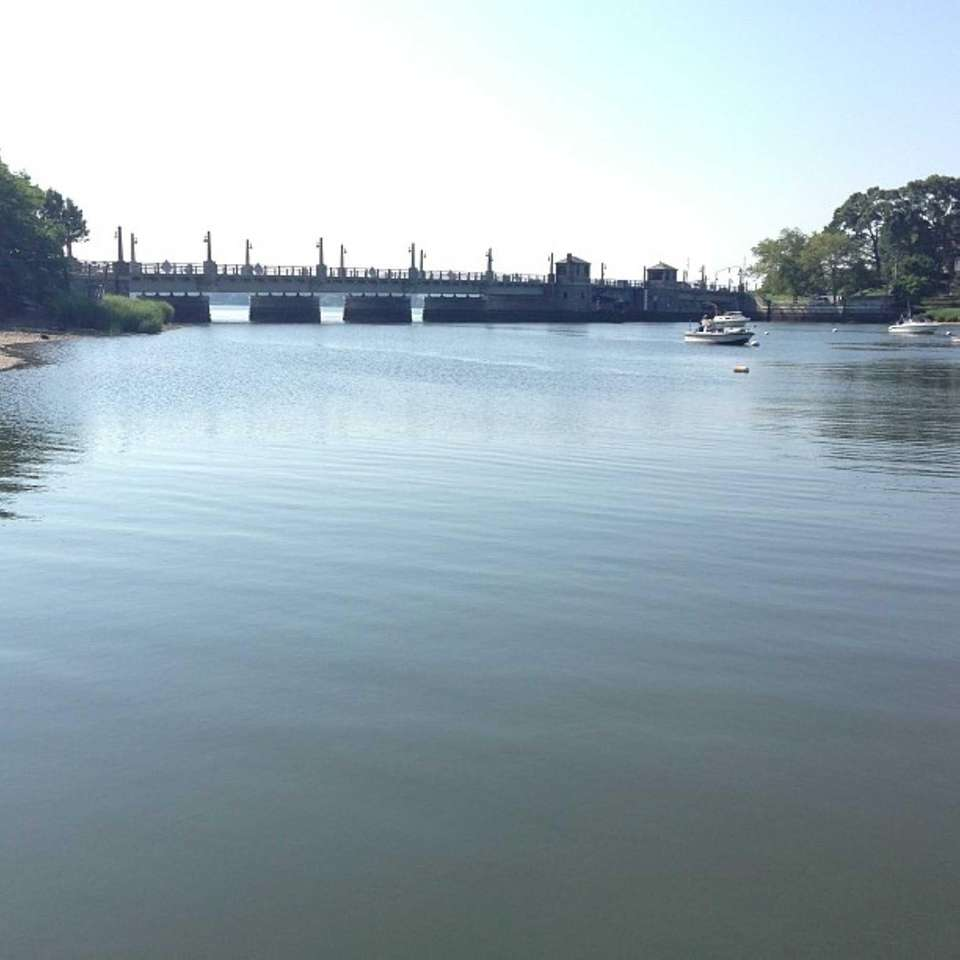 Bridge Marine is located near the Bayville Bridge.