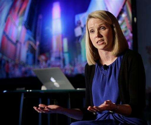 Marissa Mayer recently marked her first anniversary as