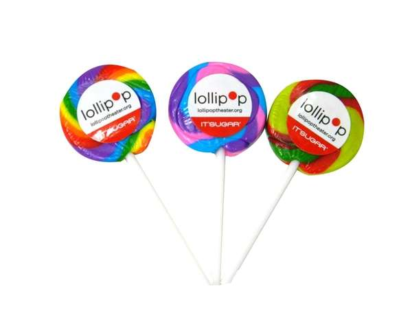 Celebrate National Lollipop Day and help raise money
