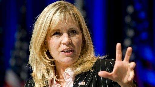 Liz Cheney announced that she is withdrawing from