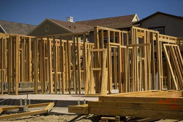 Builders are growing optimistic as steady hiring, low