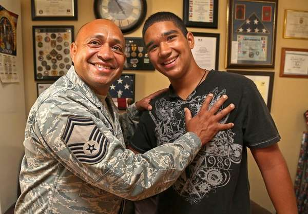 Air Force Reserve Senior Master Sgt. Jose Cortez,