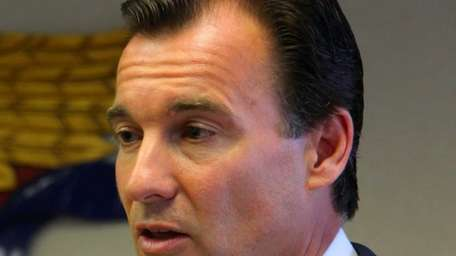 Tom Suozzi, candidate for Nassau County Executive, discusses