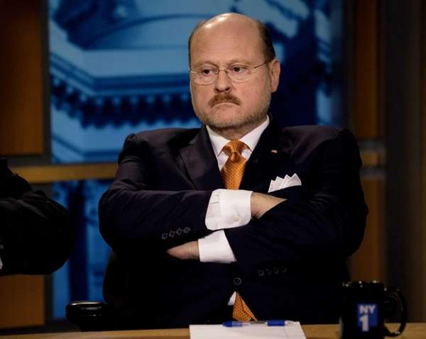 New York City GOP mayoral candidate Joe Lhota