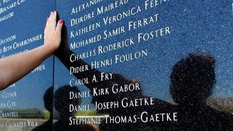 Families of the victims will gather at the
