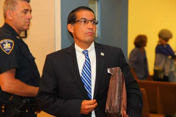 Town of Hempstead Clerk Mark Bonilla leaves Hempstead