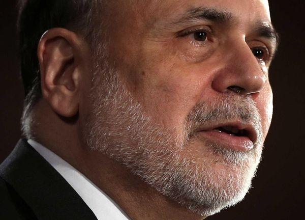 Federal Reserve chairman Ben Bernanke told a House