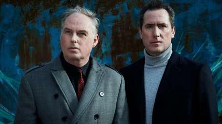 Orchestral Manoeuvres in the Dark -- Paul Humphreys