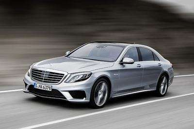 the 2014 mercedes s63 amg 4matic is a performance tuned variant of the 2014 s class and features a 577 hp engine capable of 664 pounds feet of torque