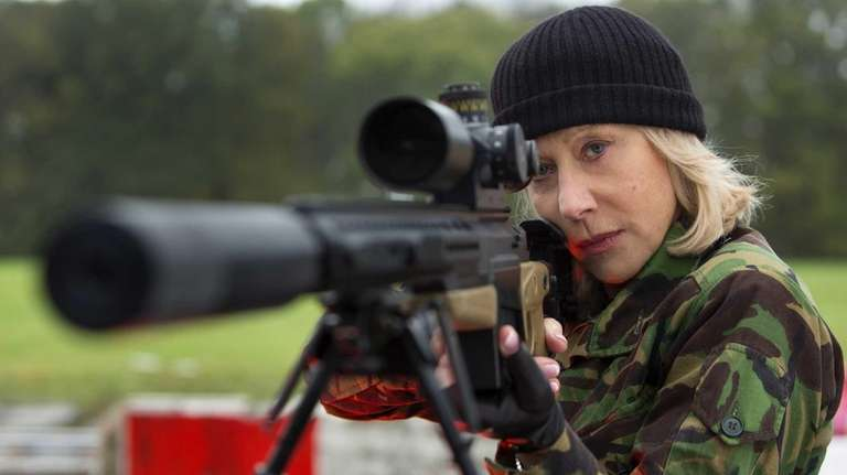 Helen Mirren in a scene from