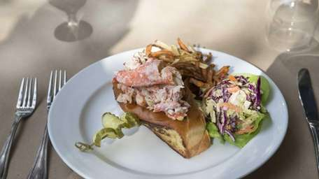 A lobster roll is well worth the price