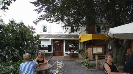 Main, located in Greenport. (July 13, 2013)