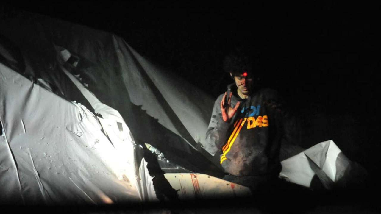This photo of Boston bombing suspect Dzhokhar Tsarnaev