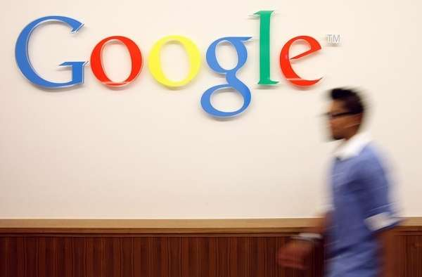 Google's average ad rate fell from the previous