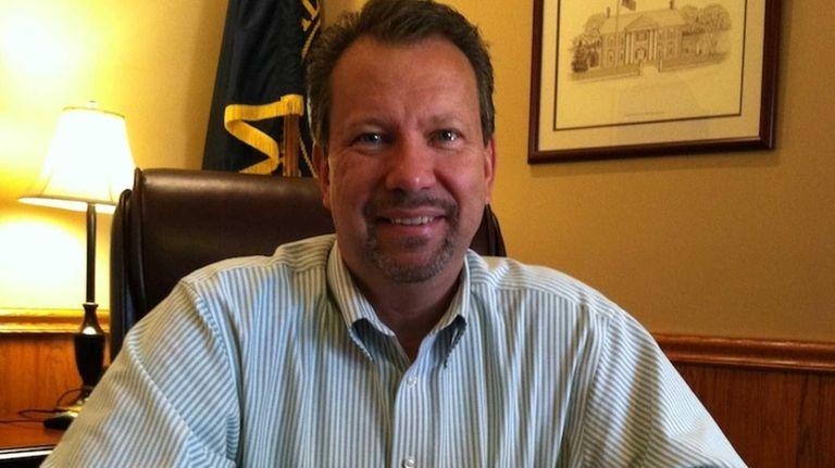 Edwin Fare, 50, mayor of Valley Stream, said