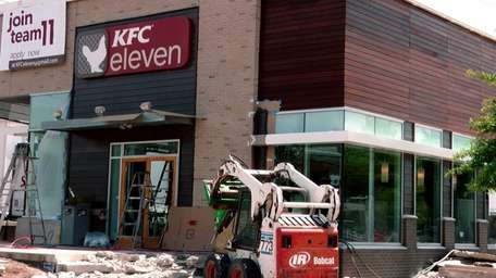 KFC says it's opening a location called