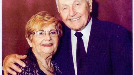 Ruthe and Felix Berman of Bellmore in a