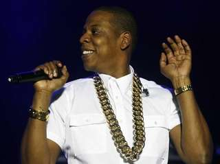 Jay Z performs at the Wireless Festival at