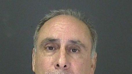 Albert Carini, 54, pleaded guilty earlier this year