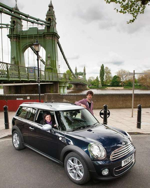The 2013 Mini Cooper S Paceman arrives in