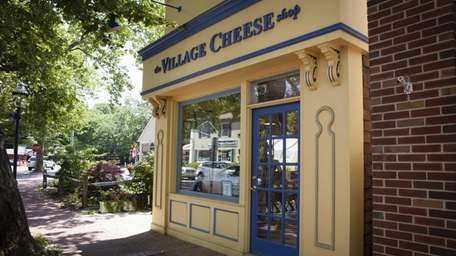 The Village Cheese Shop in Mattituck is a