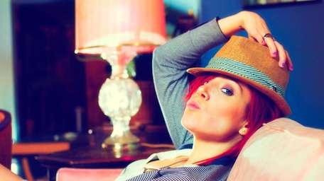 Musician and DJ Hesta Prynn (Julie Potash-Slavin)