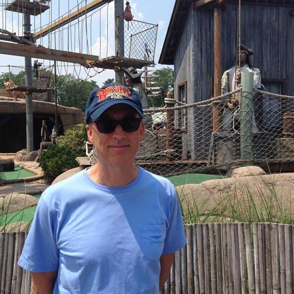 D.R. Finley, owner of Bayville Adventure Park and
