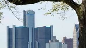 GM, whose Renaissance Center headquarters mark a major