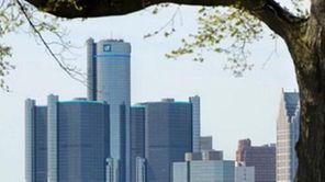 GM, whose Renaissance Center headquarters mark a major