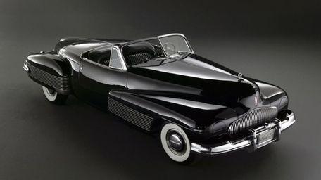 1938 Buick Y Job, penned by famed designer