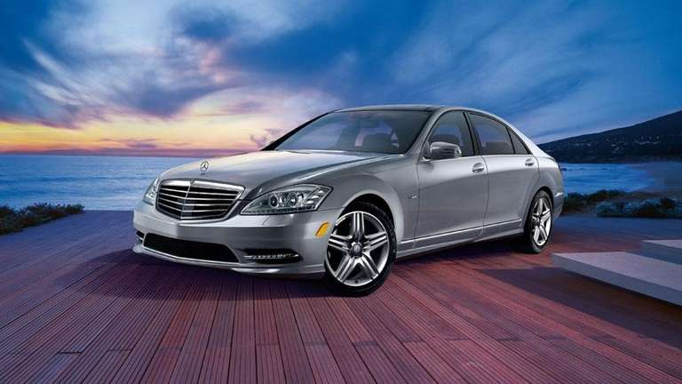 The 2014 Mercedes S-Class