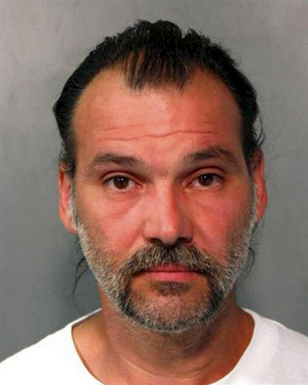 James Valente, 45, of Westbury, was arrested Saturday