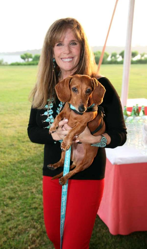 Jill Rappaport was honored at the 4th Annual