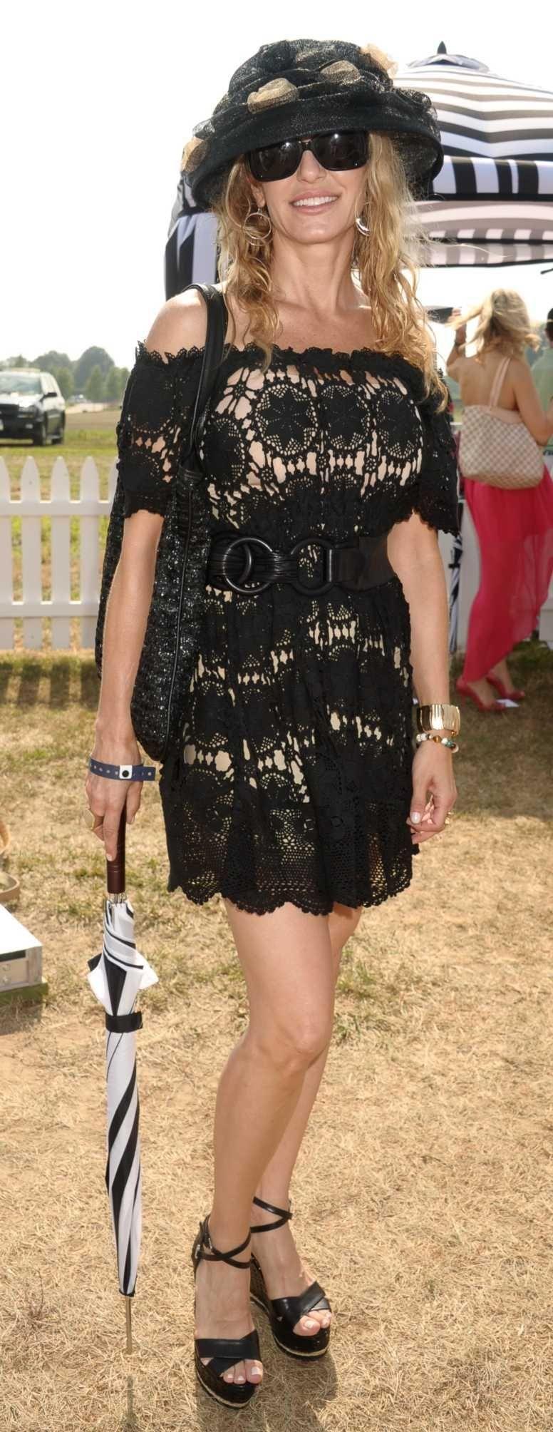 Thereza Romanelli attends the 17th Annual Bridgehampton Polo