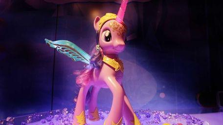 Hasbro's My Little Pony Feature Princess Twilight Sparkle