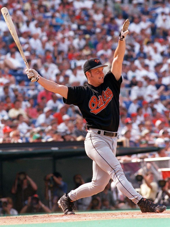 BRADY ANDERSON 1996, Baltimore Orioles 50 home runs