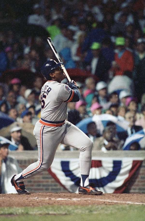 CECIL FIELDER 1990, Detroit Tigers 51 home runs