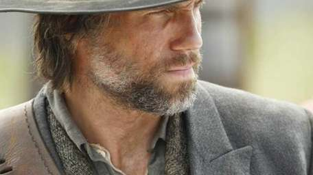 Cullen Bohannon, played by Anson Mount, in a
