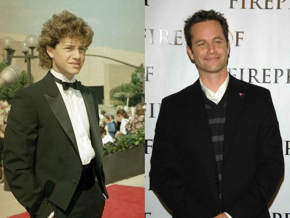 Actor Kirk Cameron, who played Mike Seaver on