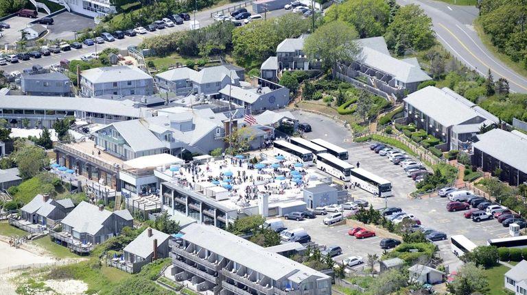 Gurney's Inn, long an iconic resort on Long